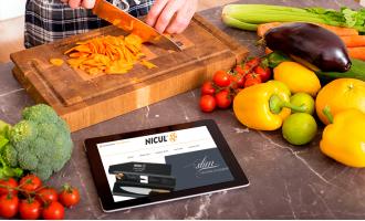 NICUL tem novo website