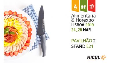 Nicul marca presença na Alimentaria & Horexpo Lisboa