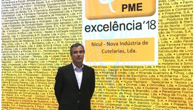 Nicul é PME Excelência 2018