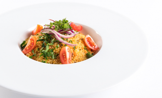 Receitas Nicul: Cuscus com Legumes