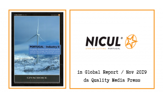 Nicul em destaque no Global Report da Quality Media Press