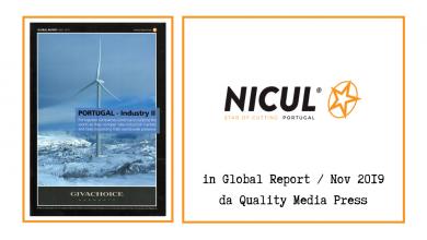 Nicul em destaque no Global Report da Quality Media Press