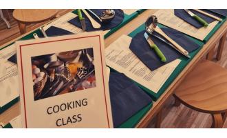 Nicul apoia Cooking Club do Chef Nuno Queiroz Ribeiro