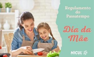 "Regulamento Passatempo ""Dia da Mãe"" Nicul"